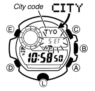329x313 g shock rangeman configuring current time and date settings manually