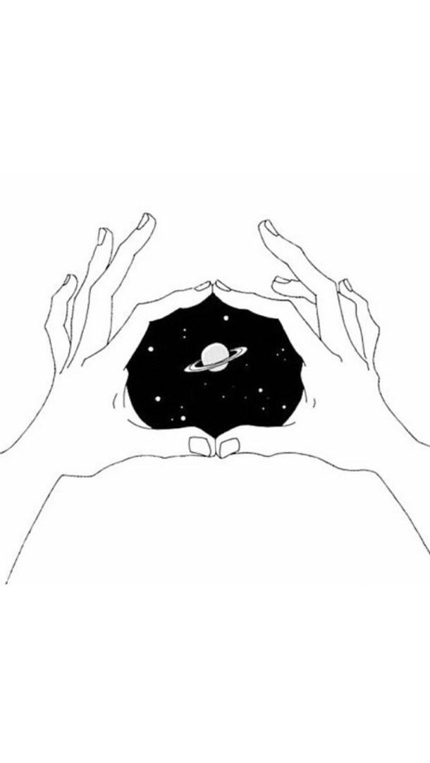 Galaxy Drawing