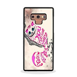 300x300 Alice Cheshire Cat In Wonderland Drawing Pink Samsung Galaxy Note