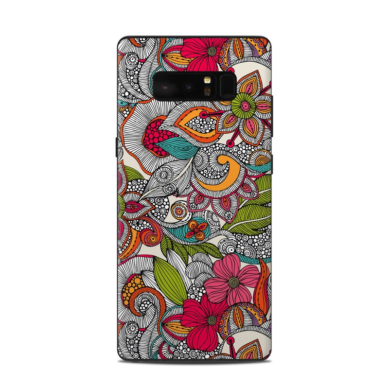 800x800 Doodles Color Samsung Galaxy Note Skin Istyles