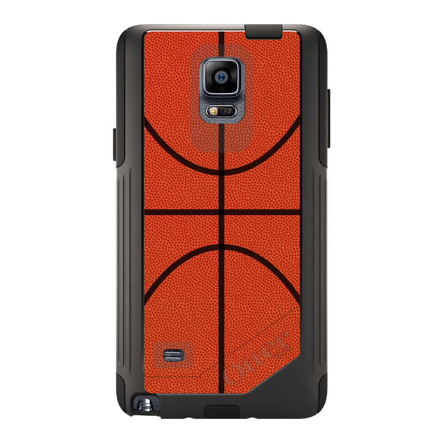 900x900 Otterbox Commuter For Galaxy Note Basketball Drawing Ebay
