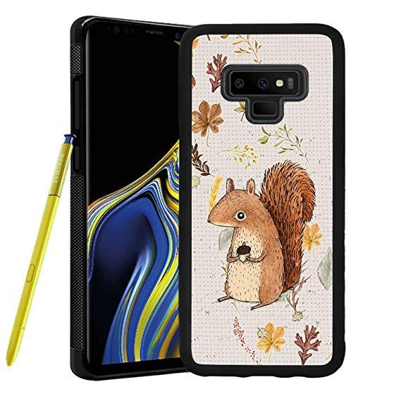 569x569 Samsung Galaxy Note Phone Case Squirrel Drawing