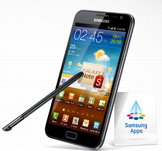 524x489 Apps For Samsung Galaxy Note Utilizing The S Pen For Drawing