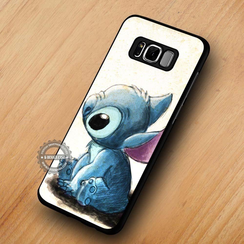 1000x1000 Art Drawing Cute Animal Lilo And Stitch