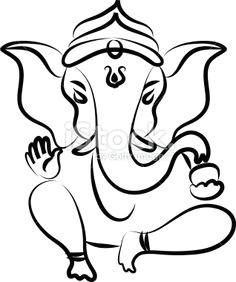 236x282 Drawing Ganpati Easy Way Troller Us