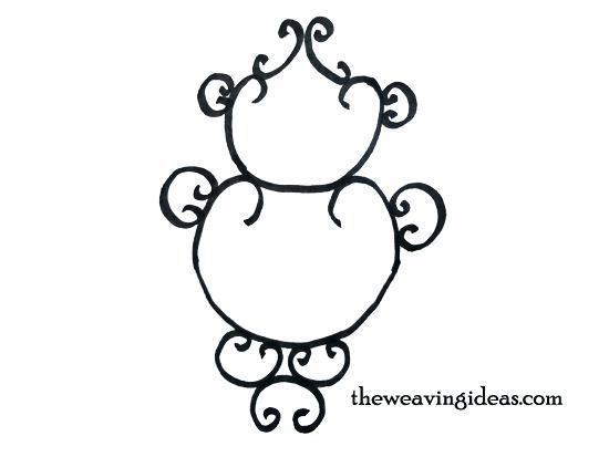 550x413 Ganesh Chaturthi Rangoli Design Coloring Pages Online Mandala