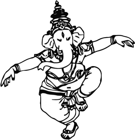470x485 Collection Of Free Ganesha Drawing Dancing Download On Ui Ex