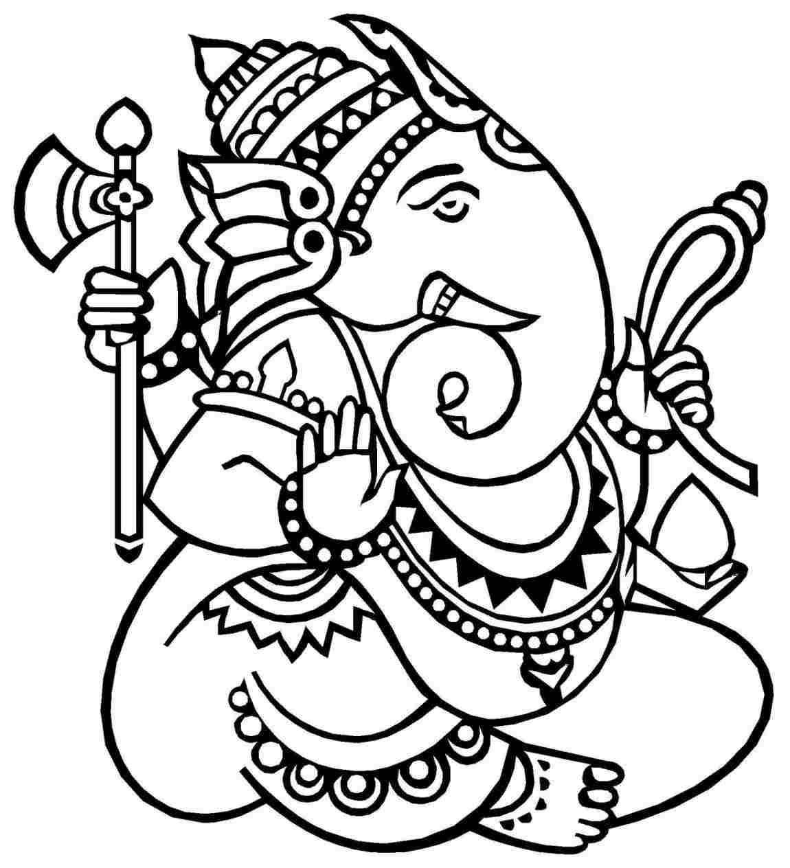 Ganesh pencil drawing free download best ganesh pencil drawing on