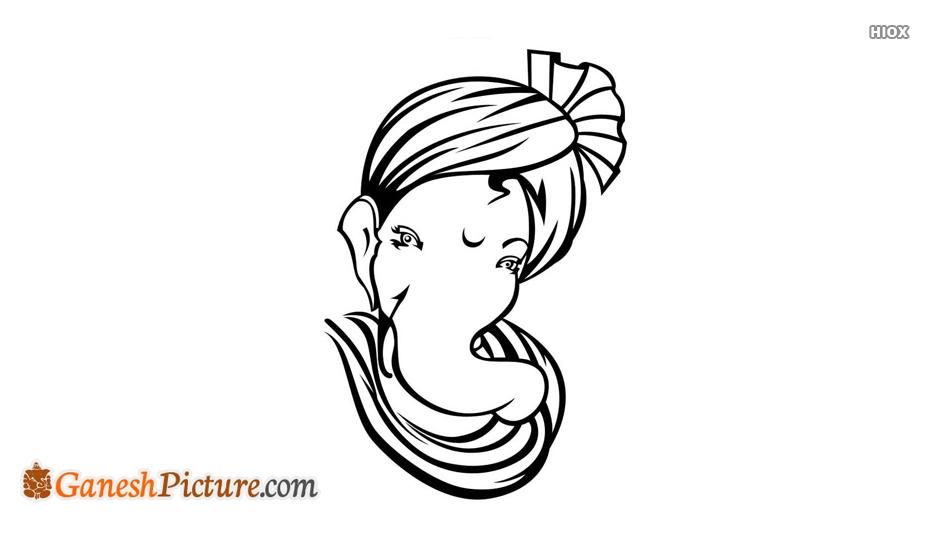 Drawing God Ganesh Tattoo