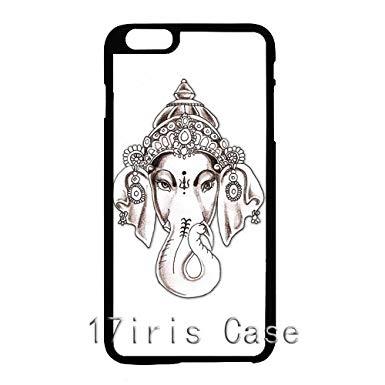 385x385 hindu elephant god god ganesha tattoo hd image phone cases cover