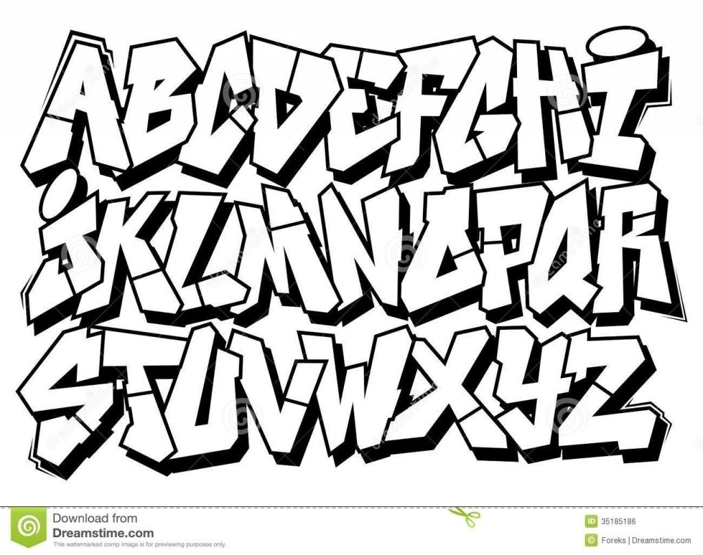 Gangsta Girl Drawings