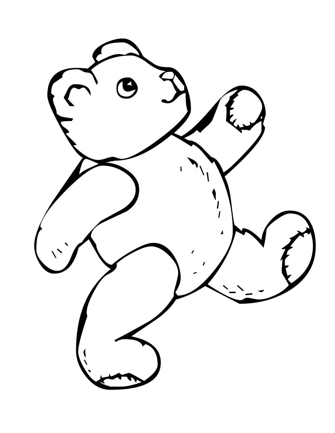 1084x1403 Bear Skull Drawings Cute Right To Arms Black Cartoon I Fertility
