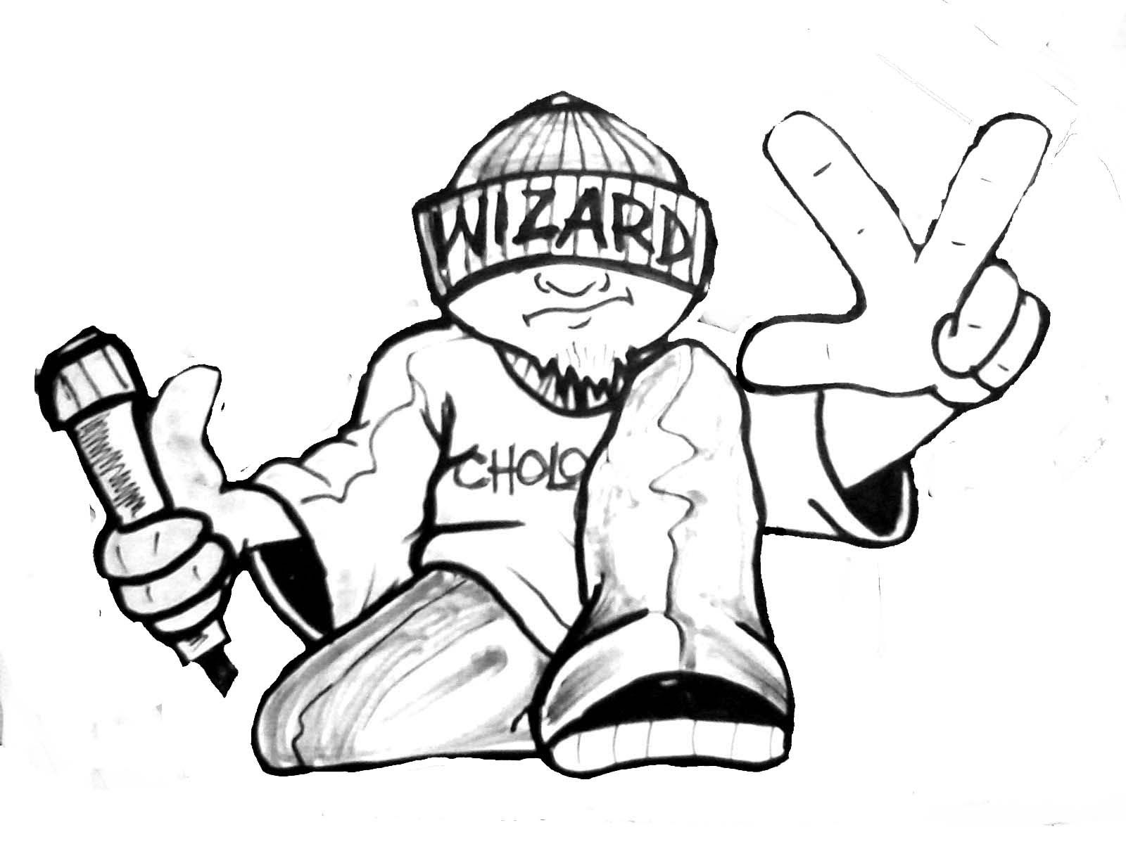 Gangster Cartoon Drawings | Free download on ClipArtMag