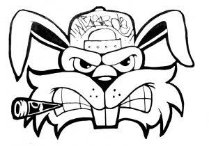 300x210 Gangsta Cartoon Drawings Drawing Of A Gangster Gangster Love