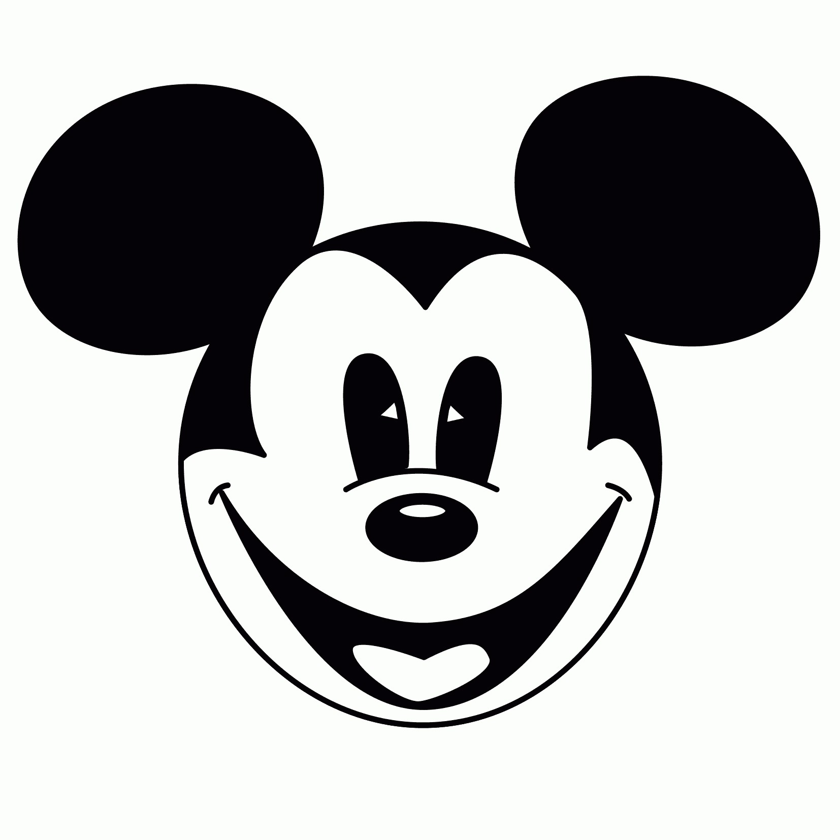 1654x1654 how to draw mickey mouse face new mickey mouse face gangsta mickey