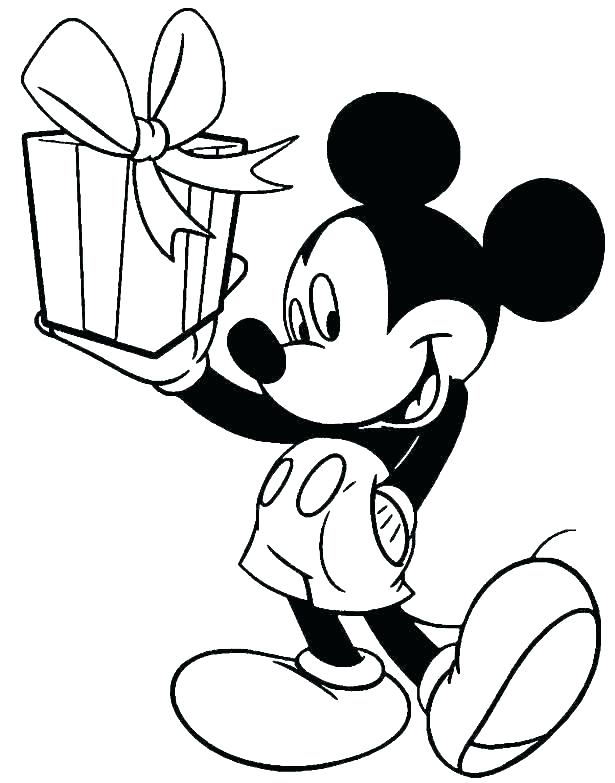615x783 mickey coloring pages baby mickey coloring pages new mouse mickey