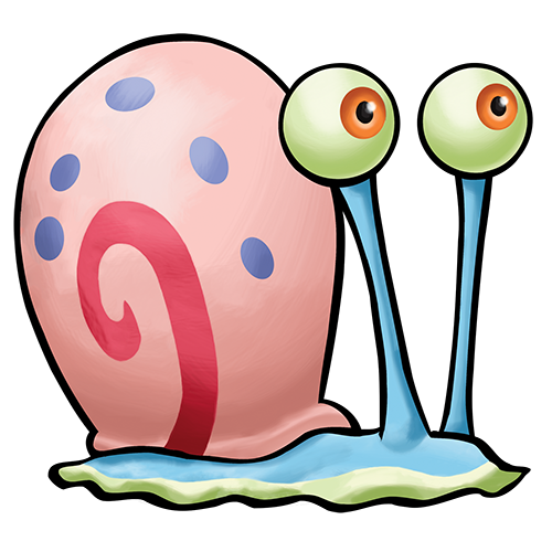 500x500 Gary The Snail Encyclopedia Spongebobia Fandom Powered