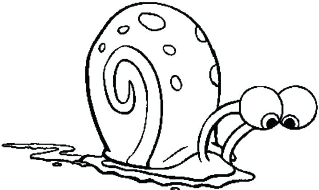 620x370 Snail Coloring Pages