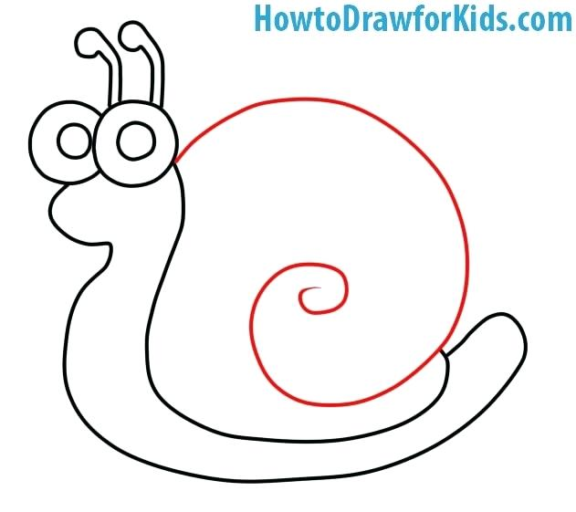 Gary The Snail Drawing Free Download Best Gary The Snail Drawing