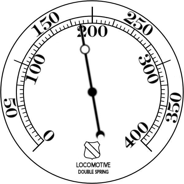 600x600 pressure gauge illustration steampunk details steampunk diy