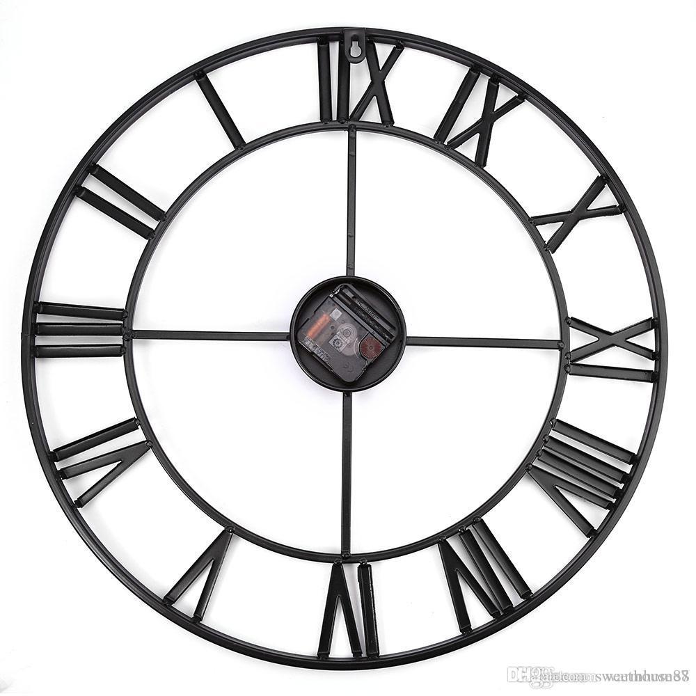 Gear Clock Drawing