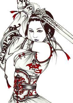236x334 Best Geisha Images In Geishas, Japanese Art, Drawings