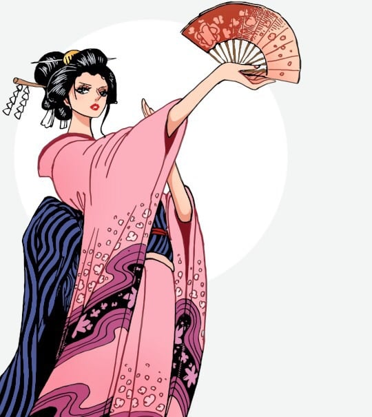 540x605 Geisha Credit Fujitastatara On Tumblr
