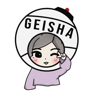 400x400 Geisha On Twitter Social Networking Website 'tumblr' Features