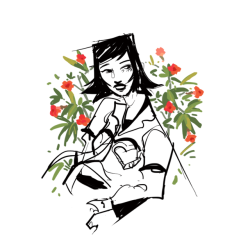 250x250 Will I Stop Drawing Flowers W Everything No Tumblr