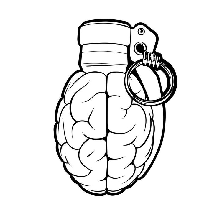 736x736 Grenade Tattoos Designs, Ideas And Meaning Tattoos For You