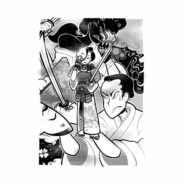 630x630 Lady Samurai