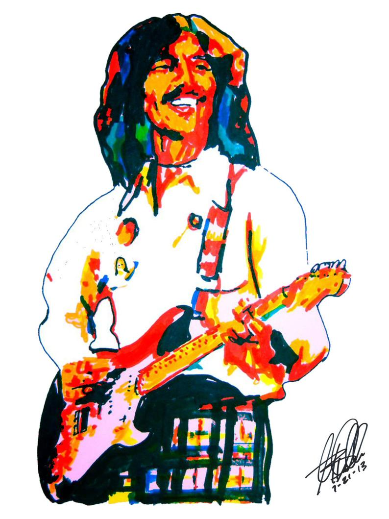794x1059 George Harrison Poster From Original Dwg X Etsy
