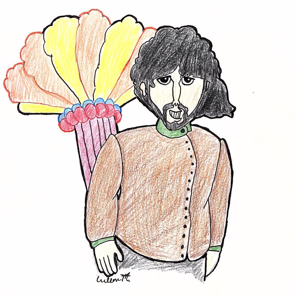 1024x1024 George Harrison