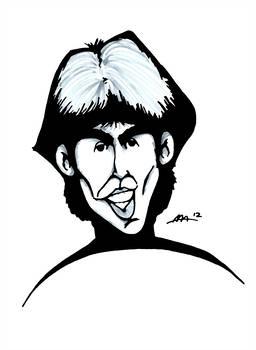 256x350 George Harrison