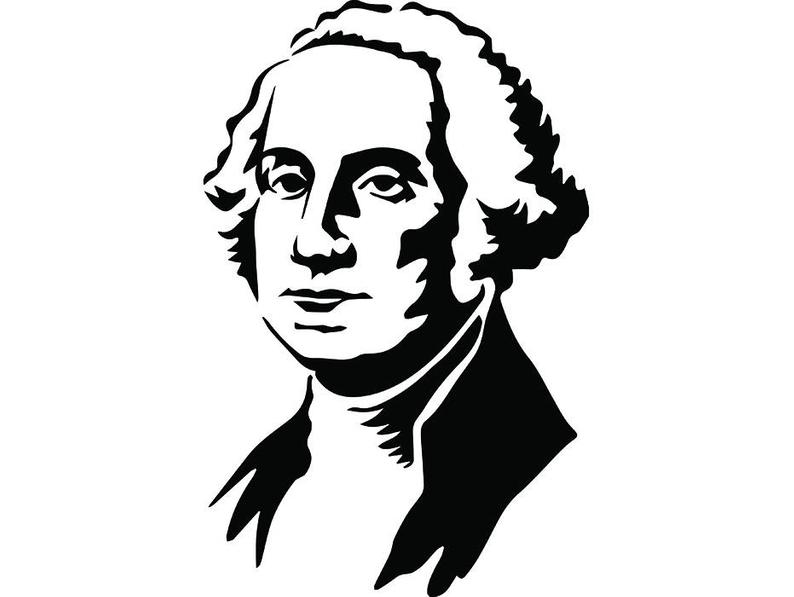 794x597 George Washington President Famous American History Statue Etsy