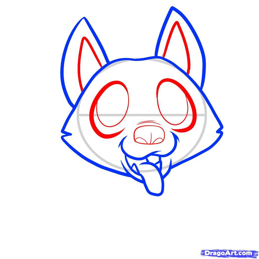 1050x1050 how to draw a german shepherd puppy, german shepherd puppy, step