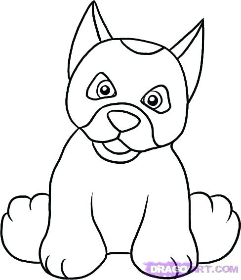488x566 how to draw a german shepherd puppy how to draw a german shepherd