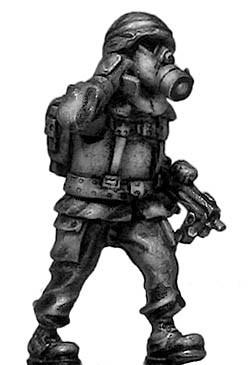 German Soldier Drawing