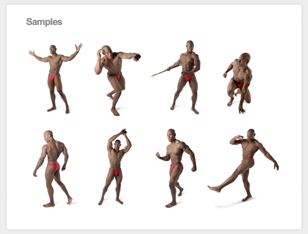 1024x778 Free Pose Reference Sites To Practice Figure Drawing Online