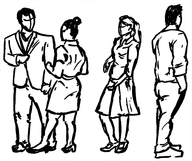 618x519 Cannoncooperartist Gesture Drawing