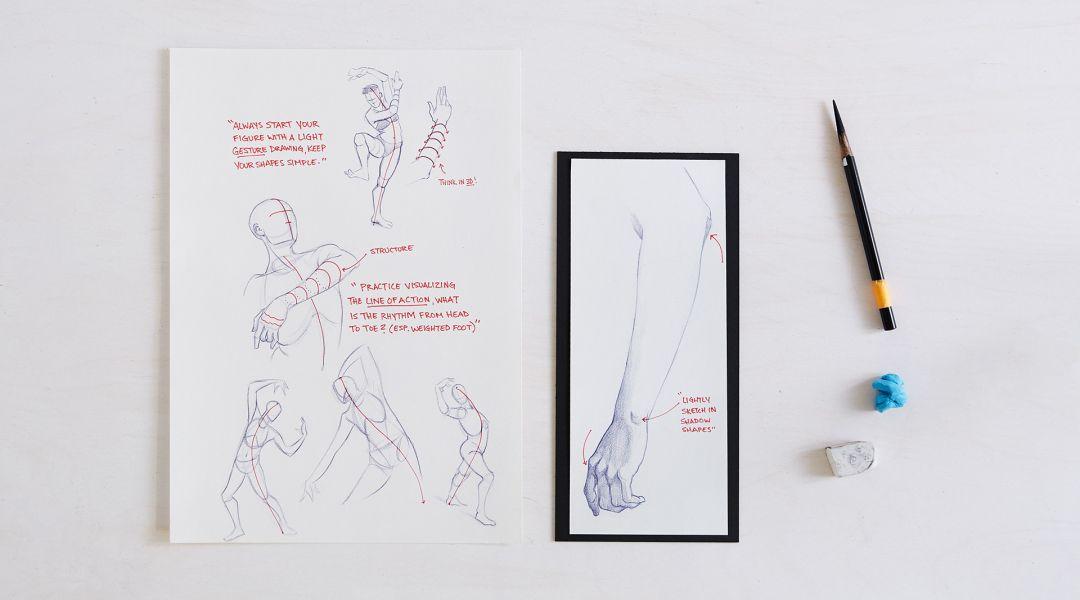 1080x600 Foundational Figure Drawing