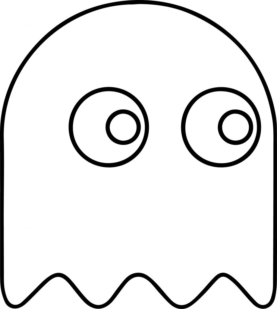 919x1024 Ghost Drawing Best Easy Ghost Drawing At Getdrawings