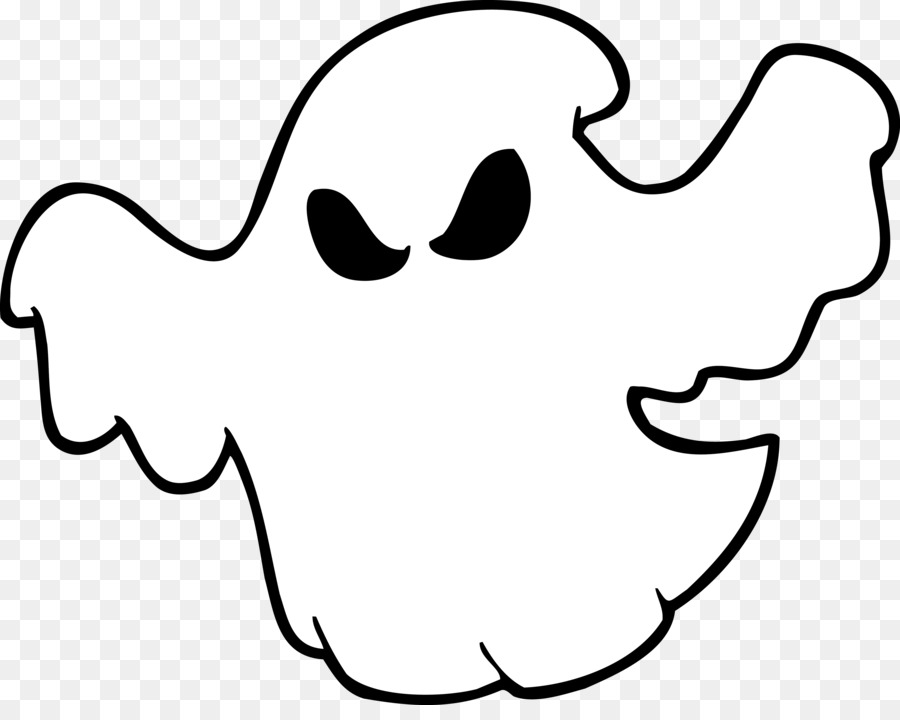 Ghost Outline Drawing