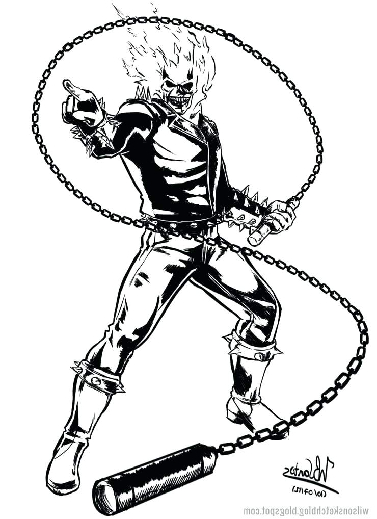 740x1018 ghost rider coloring sheets ghost rider coloring pages ghost rider