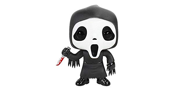 600x350 Scream Funko Pop Vinyl Figure Ghost Face, Figures