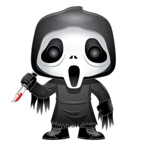 500x500 Funko Horror Collectibles In Horror Cartoon, Horror