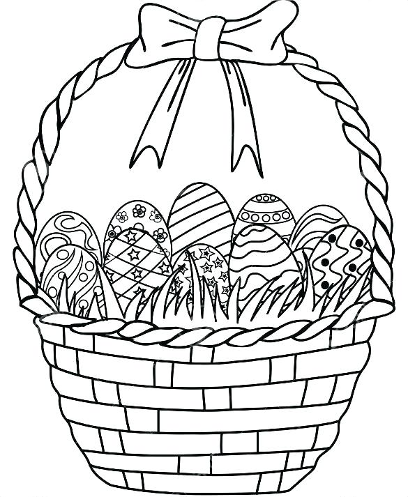 585x713 Drawings For Easter Draw Easter Bunnies Images