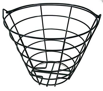 425x378 Green Wire Basket Large Use To Make Gift Basket Nice