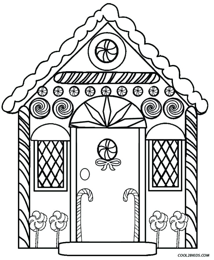 740x896 coloring pages gingerbread house coloring pages gingerbread house