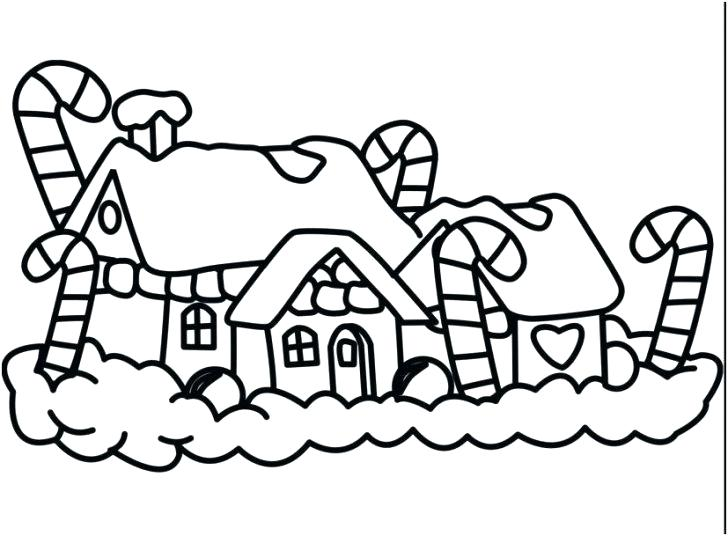 Christmas Gingerbread House Drawing.Gingerbread House Drawing Free Download Best Gingerbread